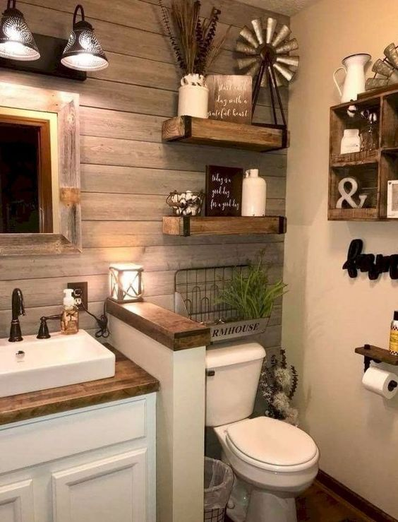 Diy Bathroom Remodel Ideas For Average People 2 Just Craft Diy Projects