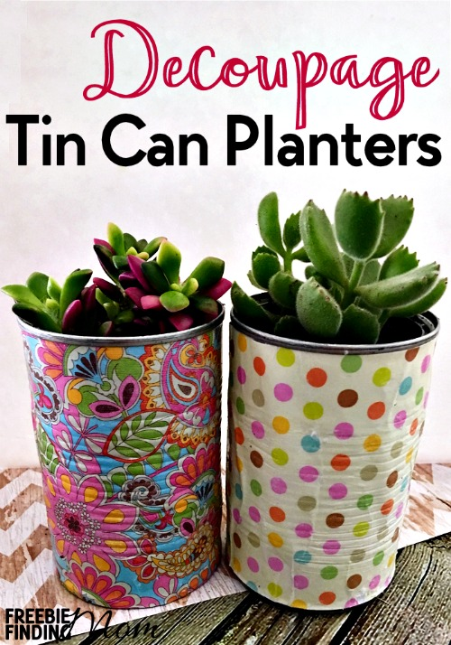 decoupage-tin-can-planters-4