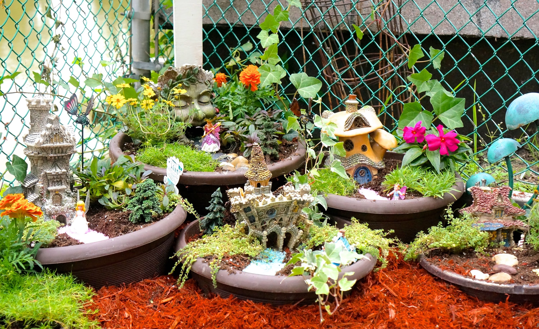 10 Magical DIY Fairy Garden Ideas