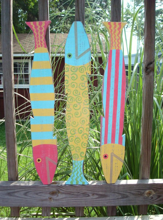 Top Notch Diy Living Fence Art Just Craft Amp Diy Projects