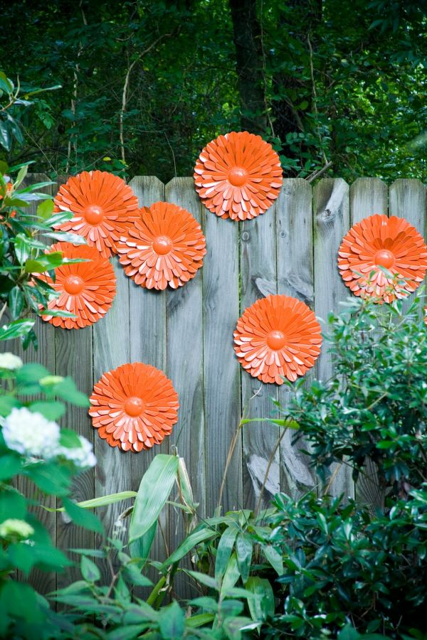 Top Notch Diy Living Fence Art