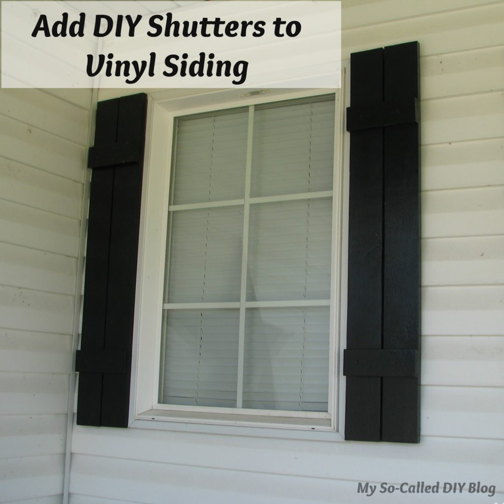 Find And Save Ideas About Diy Shutters Just Craft Diy