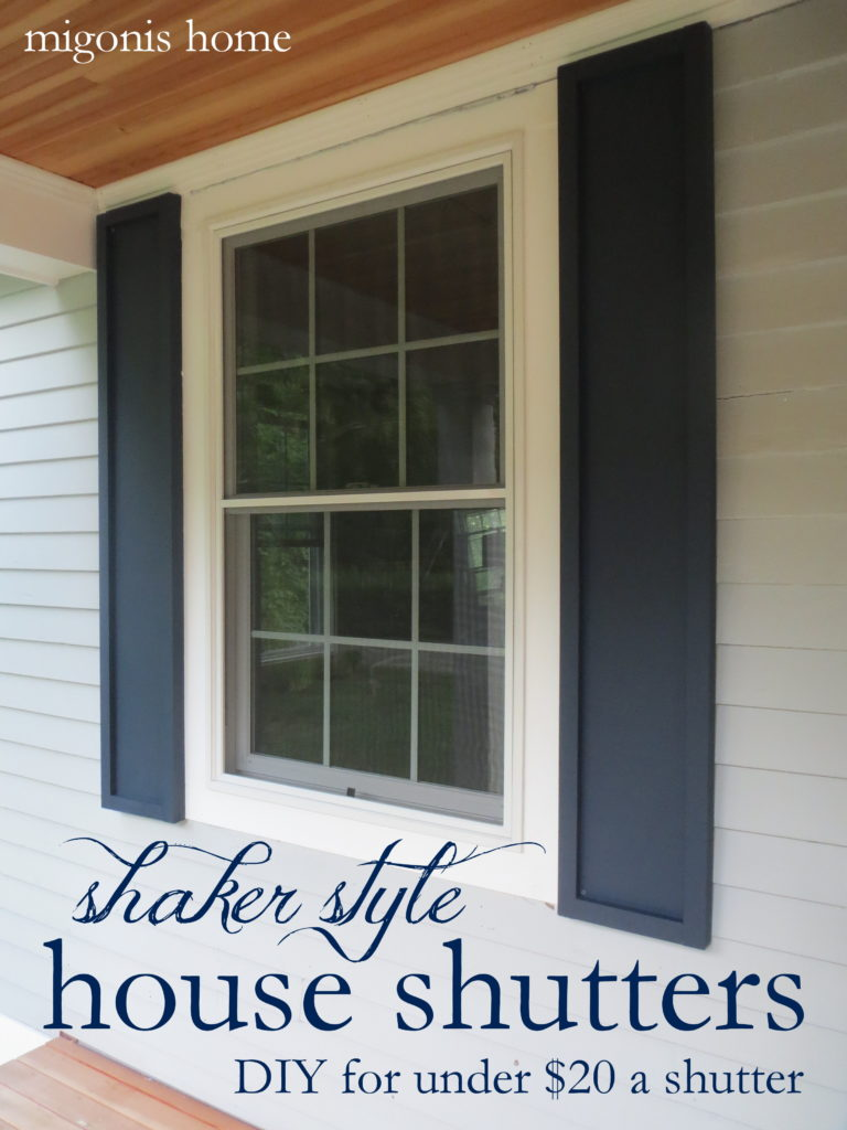 Find And Save Ideas About Diy Shutters Just Craft Diy Projects
