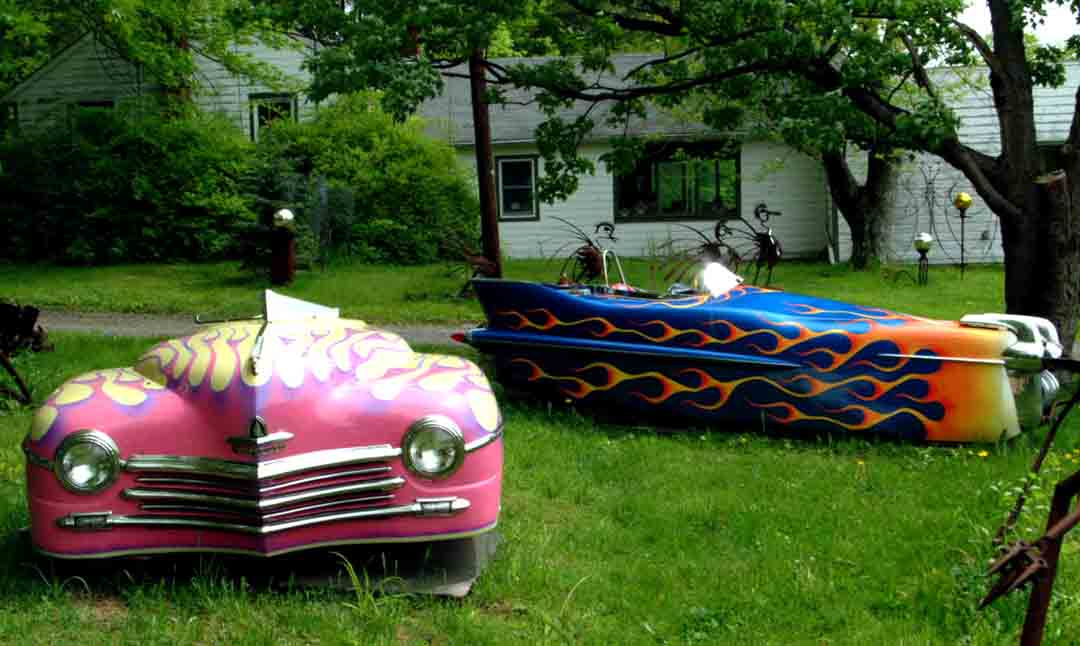 Top 10 Ideas For Reuse Old Cars